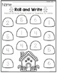 Gingerbread Roll and Count Numbers 1-12