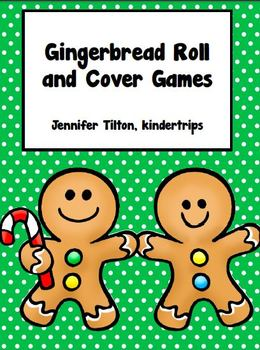 Gingerbread Roll and Cover Games
