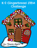 Gingerbread STEM Challenge