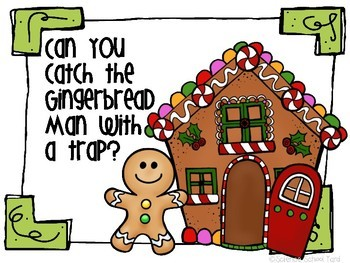 Gingerbread STEM Theme Pack