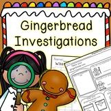 Gingerbread Science - Gingerbread Man STEM Activities
