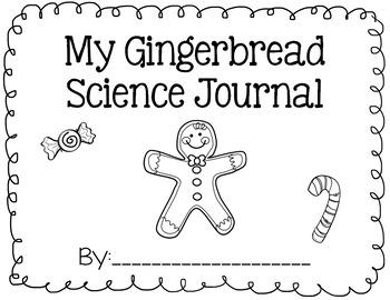 Gingerbread Science Investigations (STEM/STEAM-Based)