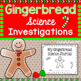 Gingerbread Science Investigations (STEM/STEAM-Based)