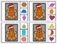 Gingerbread Shape Clip Cards