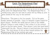 Gingerbread Short Vowel Game
