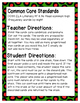 Gingerbread Sight Words! Primer List Pack