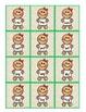 Gingerbread Smiles! A CVC Card Game - FREEBIE