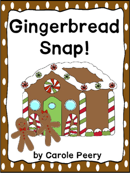Dolch Word Games Gingerbread Snap!