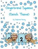 Gingerbread Squeeze- Beach Theme