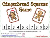 Gingerbread Squeeze Number Game