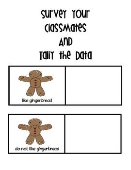 Gingerbread Statistics