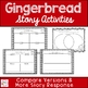 Gingerbread Story Activities