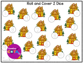Gingerbread Story Differentiated Activities and Worksheets