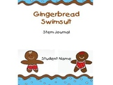 Gingerbread Swimsuit K-3 STEM Challenge