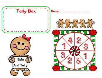 Gingerbread Tallies
