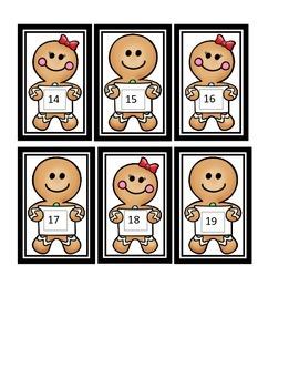 Gingerbread Teen Frame Match