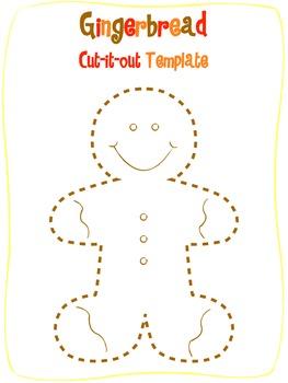 Gingerbread Templates