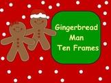 Gingerbread Ten Frame by EG