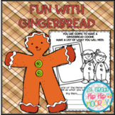 Gingerbread Themed Resource...Reading, Writing, Mathematics and more!