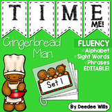 Sight Word Fluency Gingerbread