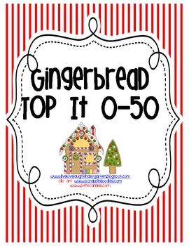 Gingerbread Top It
