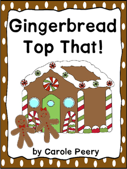 Top That! Math Gingerbread