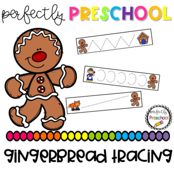 Gingerbread Tracing