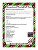 Gingerbread Treats PreK Printable Learning Pack - Part 2