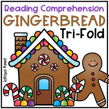Gingerbread Tri-Fold