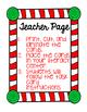 Gingerbread Types of Sentences Literacy Center Sort
