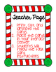 Gingerbread Types of Sentences Literacy Center Sort