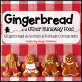 Gingerbread Man Activities and Folktale Companions
