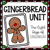 Gingerbread Man Unit Comparing Stories Reading & Writing A