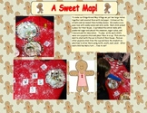 Gingerbread Village Map