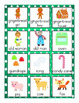 Gingerbread Vocabulary Cards