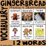 Gingerbread Vocabulary Words