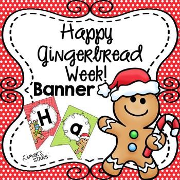 Gingerbread Week BANNER
