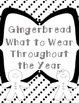 Gingerbread What to Wear Throughout the Seasons Student Book