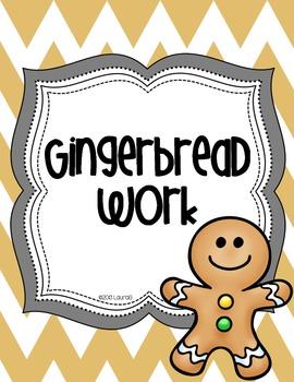 Gingerbread Work