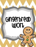Gingerbread Work