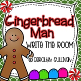 Gingerbread Write the Room