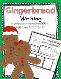 Gingerbread Writing