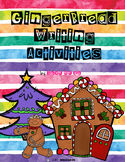 Gingerbread Writing Activities