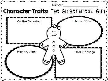 Gingerbread: Gingerbread Comparisons Gingerbread Activities