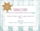 Gingerbread X-mas Reward-Printable AND Google Slides Versions-Gogokid, VIPKID