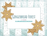 Gingerbread X-mas Reward-Printable AND Google Slides Versi
