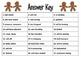 Gingerbread ZAP! Simple, Perfect, Progressive Tense for Seasonal Verbs