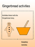 Gingerbread activities