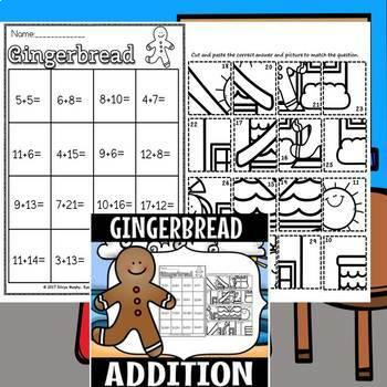 Gingerbread growing Bundle