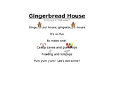 Gingerbread house song